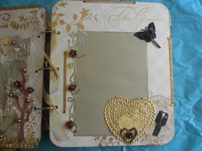Wedding Scrapbook Scrapbooking Ideas Wedding on